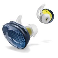 Bose SoundSport Free wireless headphones 完全ワイヤレスイヤホン : ミッドナイトブルー