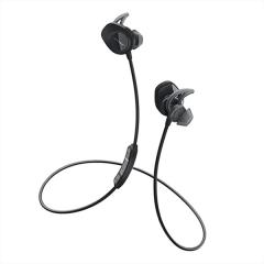 Bose SoundSport wireless headphones ワイヤレスイヤホン : ブラック