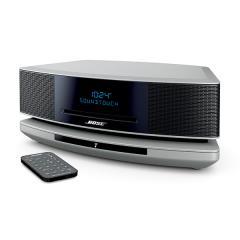 Bose Wave SoundTouch music system IV パーソナルオーディオシステム : プラチナムシルバー