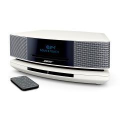 CD・ラジオ・Bluetooth・ホームWi-Fi対応オーディオ Bose Wave SoundTouch music system IV アークティックホワイト / ボーズ公式ストア 全品ポイント5倍 送料無料