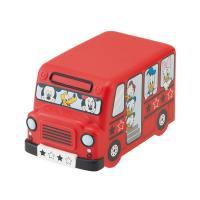 【宅配便のみ】バス型ランチボックス  <ミッキー&フレンズ> スケーター