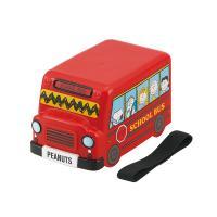 DLB5 バス型ランチボックス  <スヌーピー> スケーター