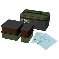 KCPC4 保冷バッグ付行楽ランチセット 3.8L <ブルックリン> スケーター