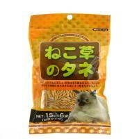 アラタ ねこ草の種 分包タイプ 15g×6袋 猫草 4袋入り