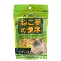 アラタ ねこ草の種 スタンドパック 200g 猫草 4袋入り