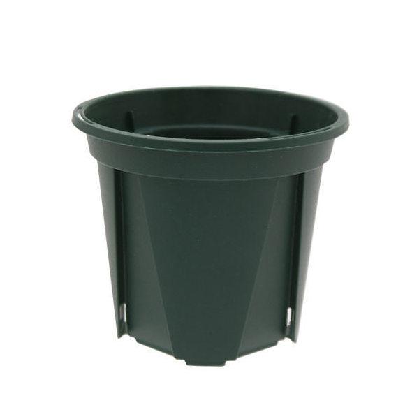 スリット鉢 EUPOT 8cm モスグリーン 30個入り