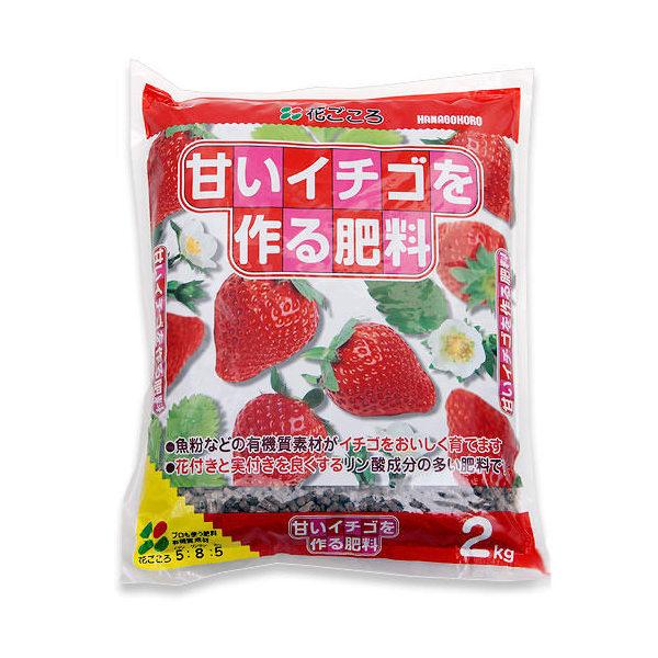 花ごころ 甘いイチゴを作る肥料 2kg