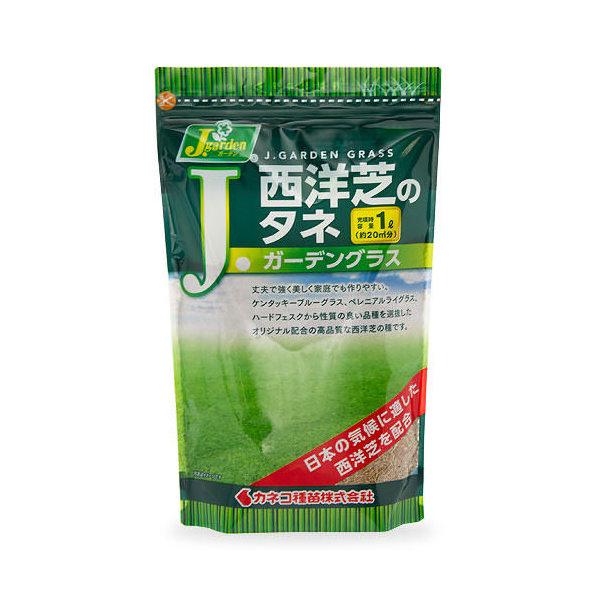 カネコ種苗 西洋芝のタネ Jガーデングラス 1L