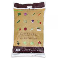 花と野菜の培養土 取手付 12L 約3.5kg 土 園芸 お一人様7点限り