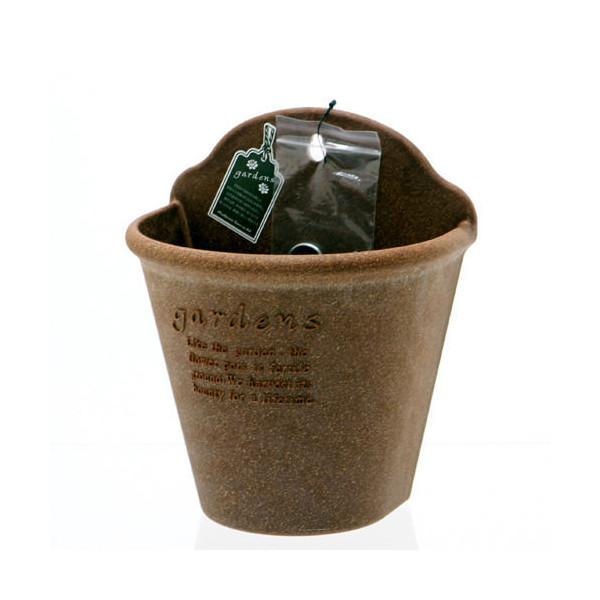 ハンギングエコポット 210 ナチュラル ガーデニング 鉢 ベランダガーデニング 室内園芸