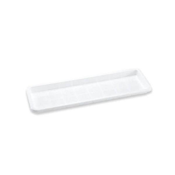 リッチェル プランター受け皿65 ホワイト ガーデニング  65cm プランター専用皿