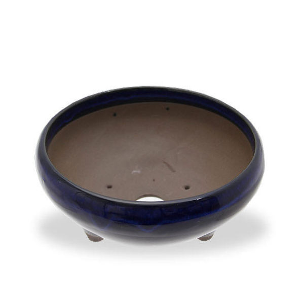生子鉄鉢 5号 山野草鉢 山野草 植木鉢 ミニミニ盆栽鉢