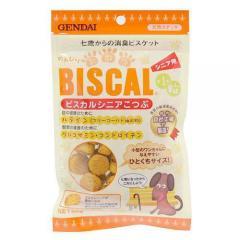 現代製薬 ビスカル シニア 犬用 小粒 60g 犬 おやつ ビスカル