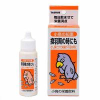 トーラス 小鳥の知恵栄養飲料 30ml 鳥 サプリメント