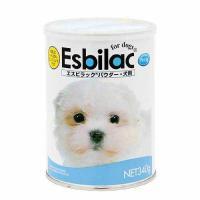 共立製薬 エスビラックパウダー犬用 340g 授乳期~幼犬・成犬・高齢犬用 犬 ミルク