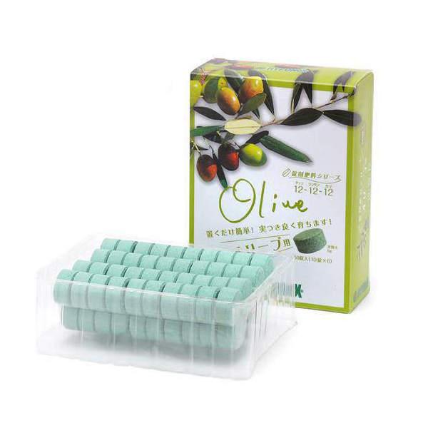 ハイポネックス 錠剤肥料シリーズ オリーブ用 60錠 追肥 化成肥料 緩効性 錠剤 オリーブ