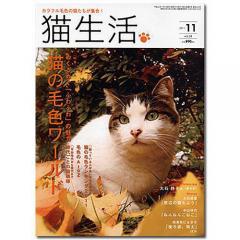 猫生活 2011 11月号 Vol.24