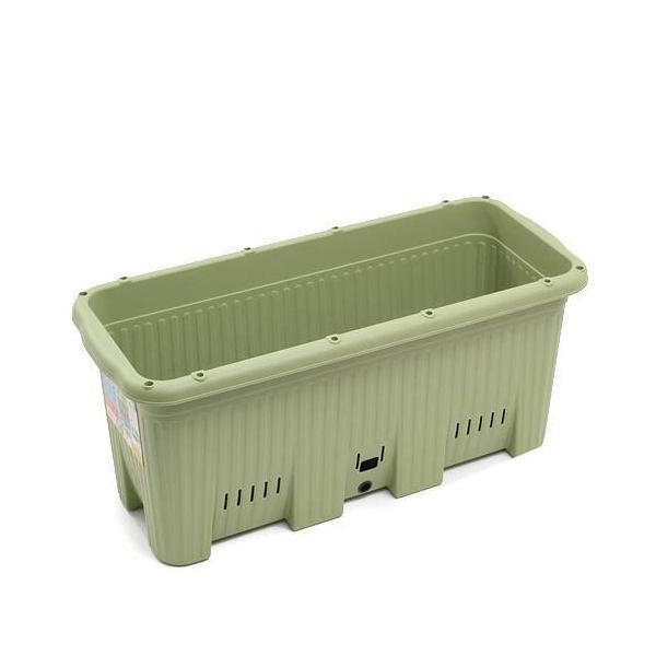 簡易梱包 楽々菜園 深型 750 支柱用フレーム付き(W75.4×D32.4×H32.4cm・40L) お一人様1点限り