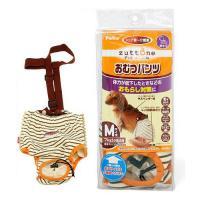 ペティオ 老犬介護用 オムツパンツ M おもらし ペット