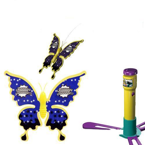 ペティオ ワイルドマウス フライングバタフライ 付け替え用 猫 猫用おもちゃ 電動