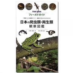 フィールドガイド 日本の爬虫類・両生類 観察図鑑 書籍