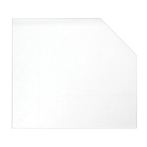 GEX グラステリア900用 ガラスフタ ワンカット(幅43.2×奥行き37.3cm、厚さ3mm)