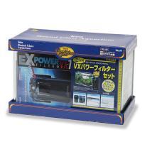 テトラ ラウンドグラスアクアリウム LEDライト・ろ材付セット RG-60VLE お一人様1点限り 沖縄別途送料