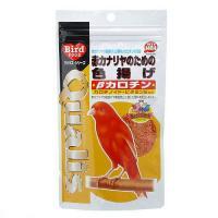クオリス 赤カナリアのための色揚げ(βカロチン) 100g 鳥 フード 餌 えさ 色揚げフード