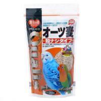 クオリス オーツ麦(殻ナシタイプ) 350g 鳥 フード 餌 えさ オーツ麦(燕麦)