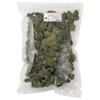 国産 ブロッコリーの葉 70g 小動物のおやつ うさぎ ハムスター 無添加 無着色