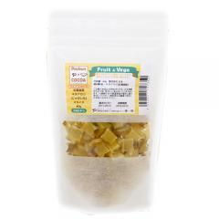 北海道産 キタアカリ 40g 国産 犬用おやつ PackunxCOCOA フルーツ&ベジ 蒸し野菜チップス