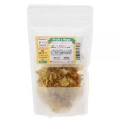 国産 高原で育ったアンデスレッドチップス 40g 犬用おやつ PackunxCOCOA フルーツ&ベジ 蒸し野菜チップス