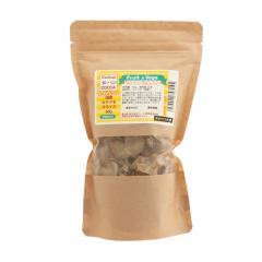 国産 キクイモ スライス 60g 無添加 無着色 犬用おやつ PackunxCOCOA フルーツ&ベジ 蒸し野菜チップス