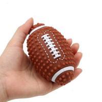 プラッツ Go Fetch スポーツボール フットボール(約長さ9.5×幅5.5cm)小型犬用おもちゃ 犬 犬用おもちゃ
