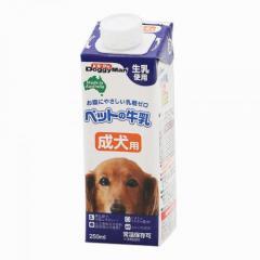 箱売り ドギーマン ペットの牛乳 成犬用 250ml 1箱24本入り 犬 ミルク