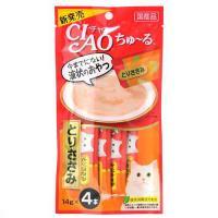 いなば CIAO(チャオ) ちゅ~る とりささみ 14g×4本 6袋入り 猫 おやつ