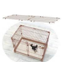 リッチェル ペット用お掃除簡単サークル 150-80 屋根面  ケージ パーツ