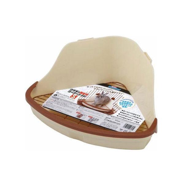 ミニアニマン ウサギの固定式コーナートイレ S うさぎ トイレ ドギーマン