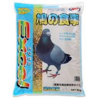 NPF エクセル 鳩の食事 6kg 鳥 フード 餌 えさ 種 穀類 お一人様3点限り
