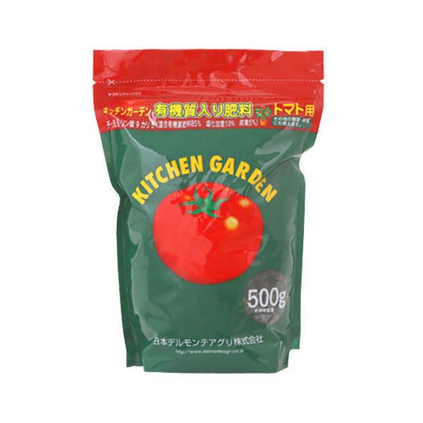 デルモンテ キッチンガーデン有機質入り肥料 トマト用 500g トマト 追肥