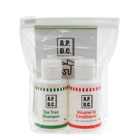 A.P.D.C. シャンプー&ボリュームアップコンディショナー 50ml ミニボトルセット