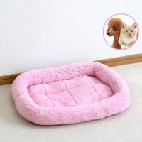 ペットプロ マイライフベッド S ピンク 犬 猫 ベッド あったか