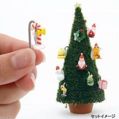モスツリー用 ガラスオーナメント ステッキ 1個 クリスマス