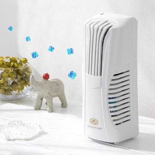 置型消臭機エアーリフレシュナー DEO GL ペット用超強力消臭剤 抗菌・無香料 消臭