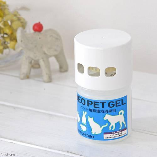 電動ファン付消臭機 DEO GS ペット用超強力消臭剤 抗菌・無香料 消臭