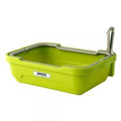 しつけるトイレC-S ピスタチオグリーン 猫用トイレ