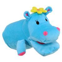 アニマルミトン HAPPY ZOO かば 犬 おもちゃ