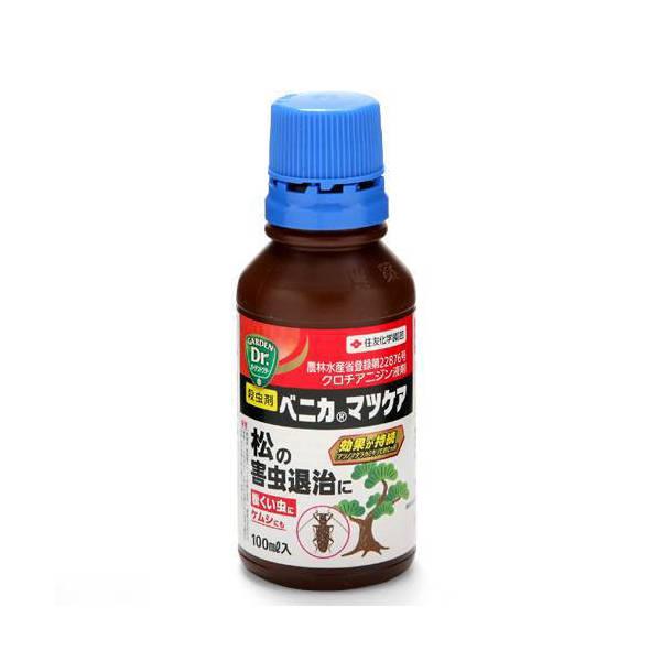 殺虫剤 ベニカマツケア 100mL