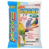 エクセル おいしい小鳥の食事 皮むき 3.6kg 国産 鳥 フード えさ 餌 お一人様6点限り