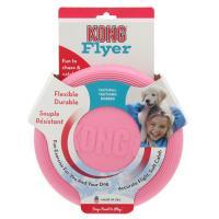 パピー コングフライヤー ライトピンク 犬 おもちゃ